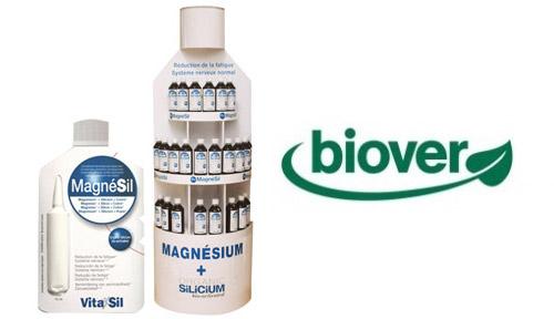 magnesil, magnesio Biover